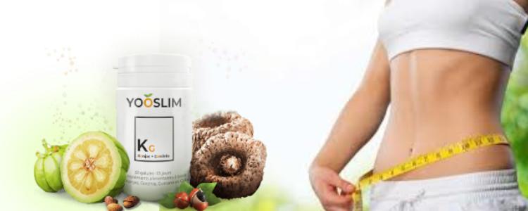 YooSlim contient uniquement des ingrédients naturels.
