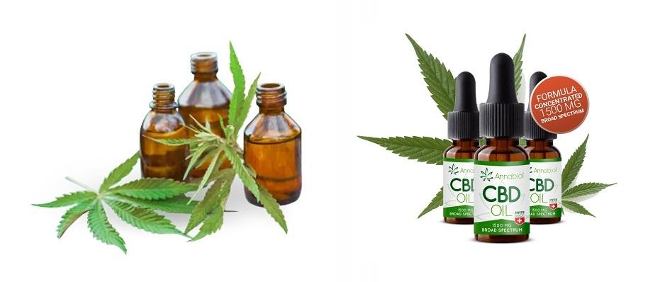Essayez ANNABIOL CBD qui contient des ingrédients 100% naturels!