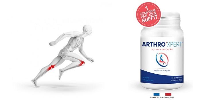 Essayez-le ArthroXpert, qui ne contient que des ingrédients naturels!