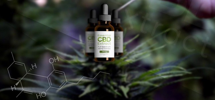 Essayez Essential CBD Extract qui contient des ingrédients 100% naturels!