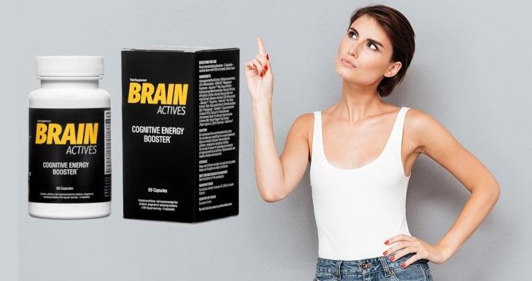 Combien coûte Brain Actives? Comment commander sur le site du Fabricant?
