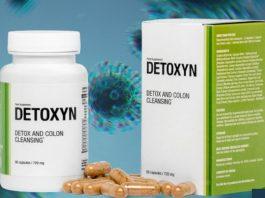 Detoxyn - ce qui contient, combien coûte, commentaires, side-effect, comment appliquer